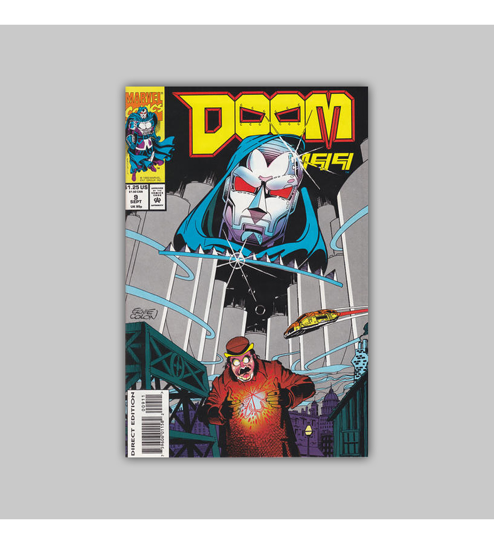 Doom 2099 9 1993