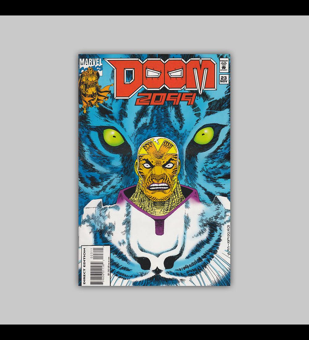 Doom 2099 23 1994