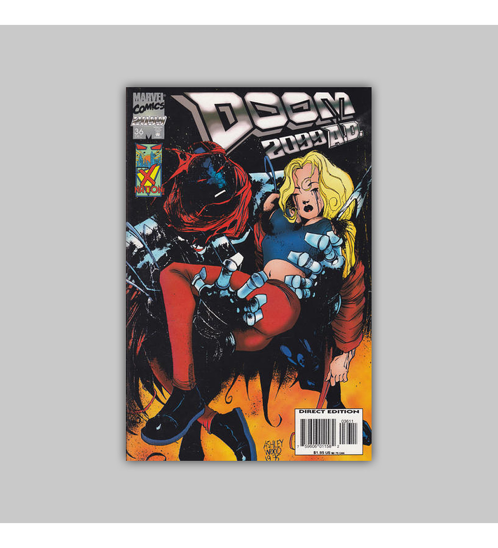 Doom 2099 36 1995