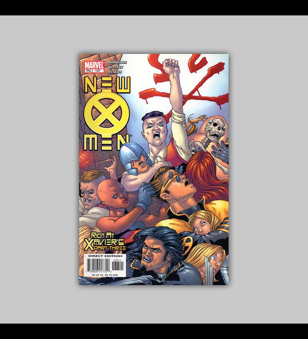 X-Men 137 2003