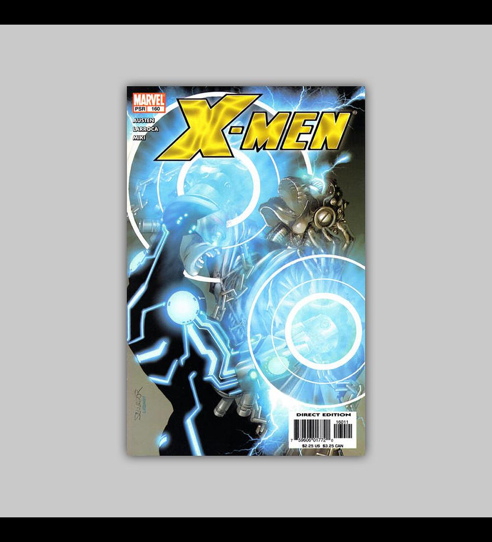 X-Men 160 2004