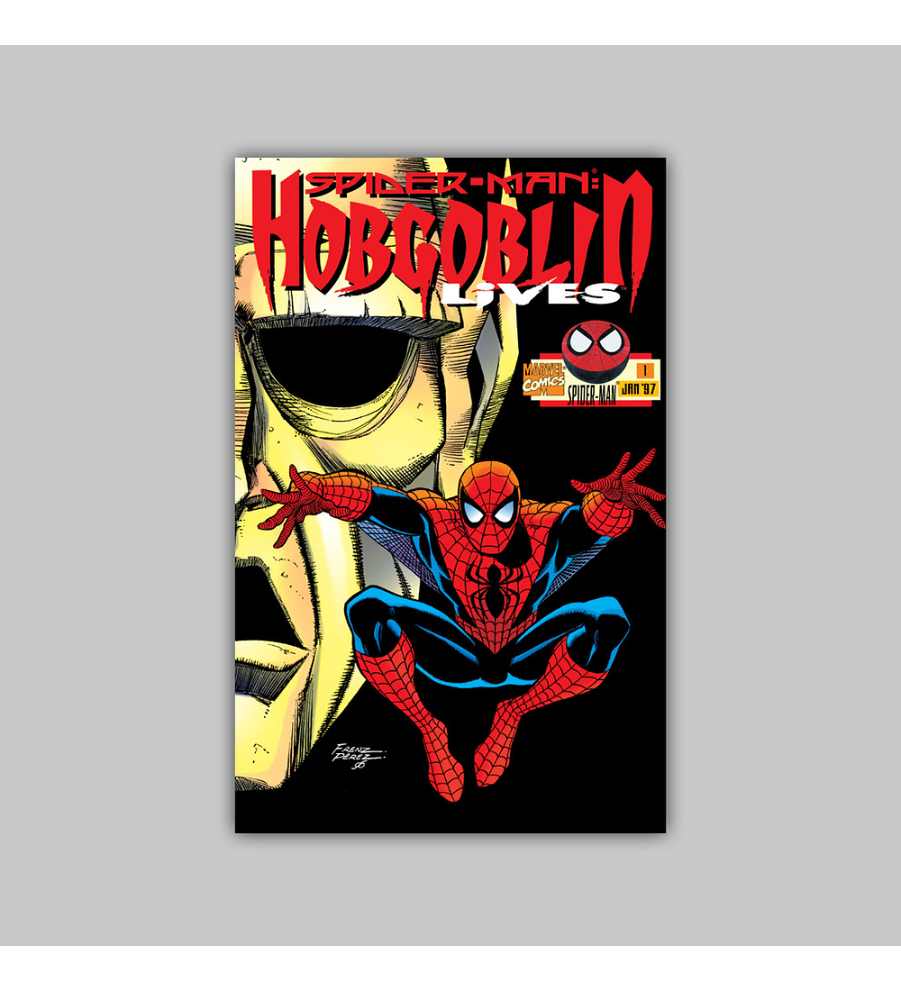 Spider-Man: Hobgoblin Lives (complete limited series) 1 1997