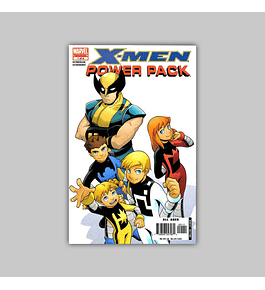 X-Men and Power Pack (complete limited series) 2006