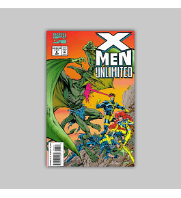 X-Men Unlimited 6 1994