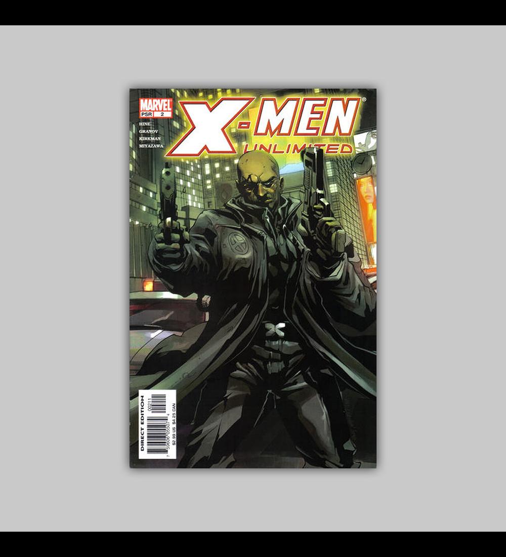 X-Men Unlimited (Vol. 2) 2 2004