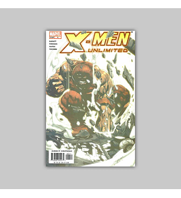 X-Men Unlimited (Vol. 2) 4 2004