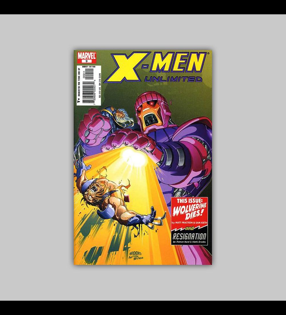 X-Men Unlimited (Vol. 2) 9 2005