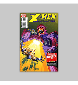 X-Men Unlimited (Vol. 2) 9 2005
