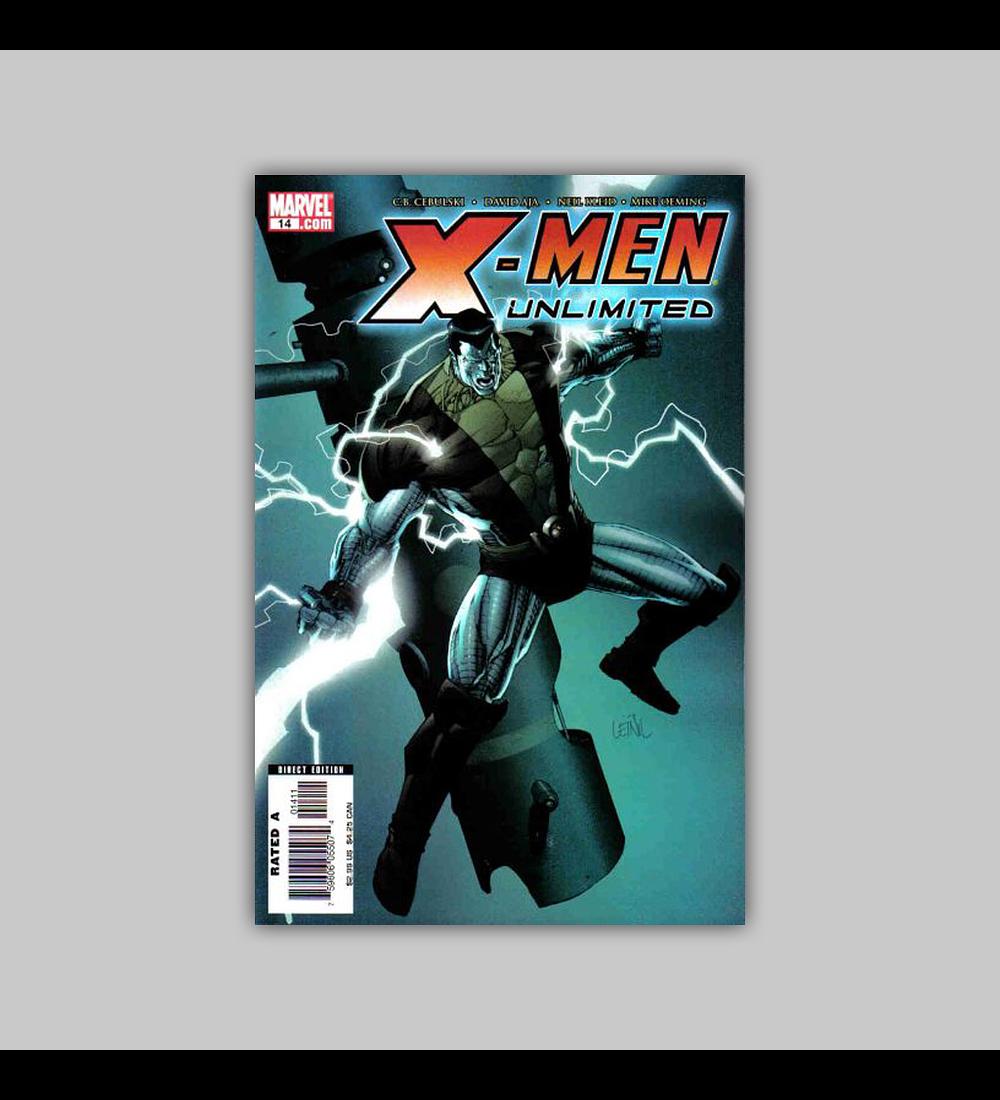 X-Men Unlimited (Vol. 2) 14 2006