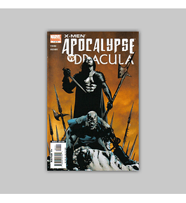 X-Men: Apocalypse/Dracula (complete limited series) 2006