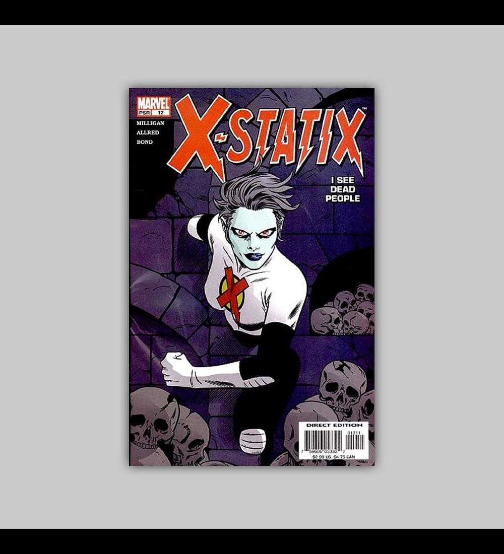 X-Statix 12 2003