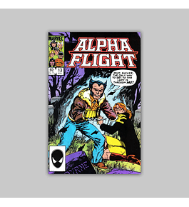 Alpha Flight 13 1984