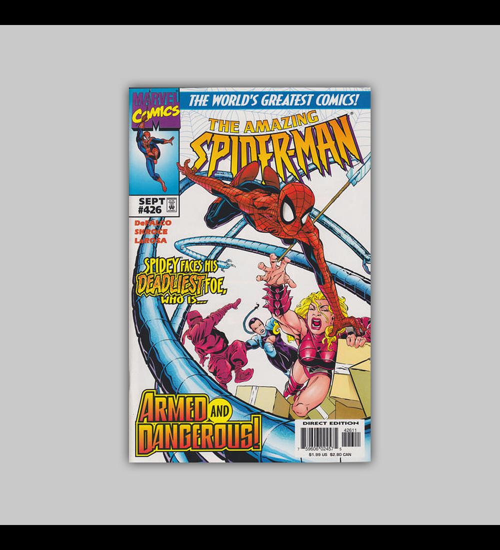 Amazing Spider-Man 426 1997