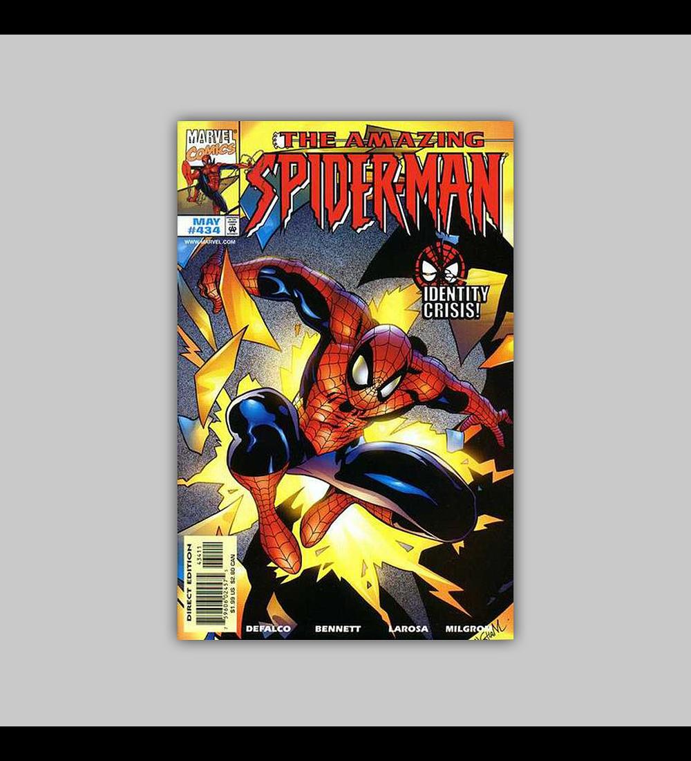 Amazing Spider-Man 434 1998