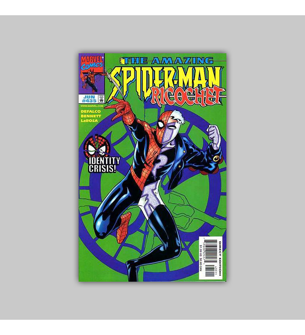Amazing Spider-Man 435 1998