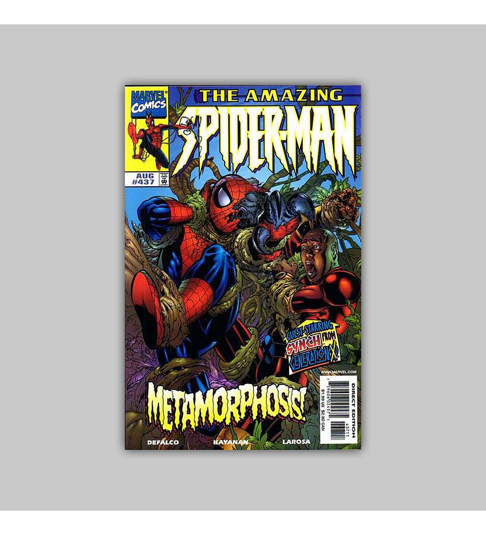 Amazing Spider-Man 437 1998