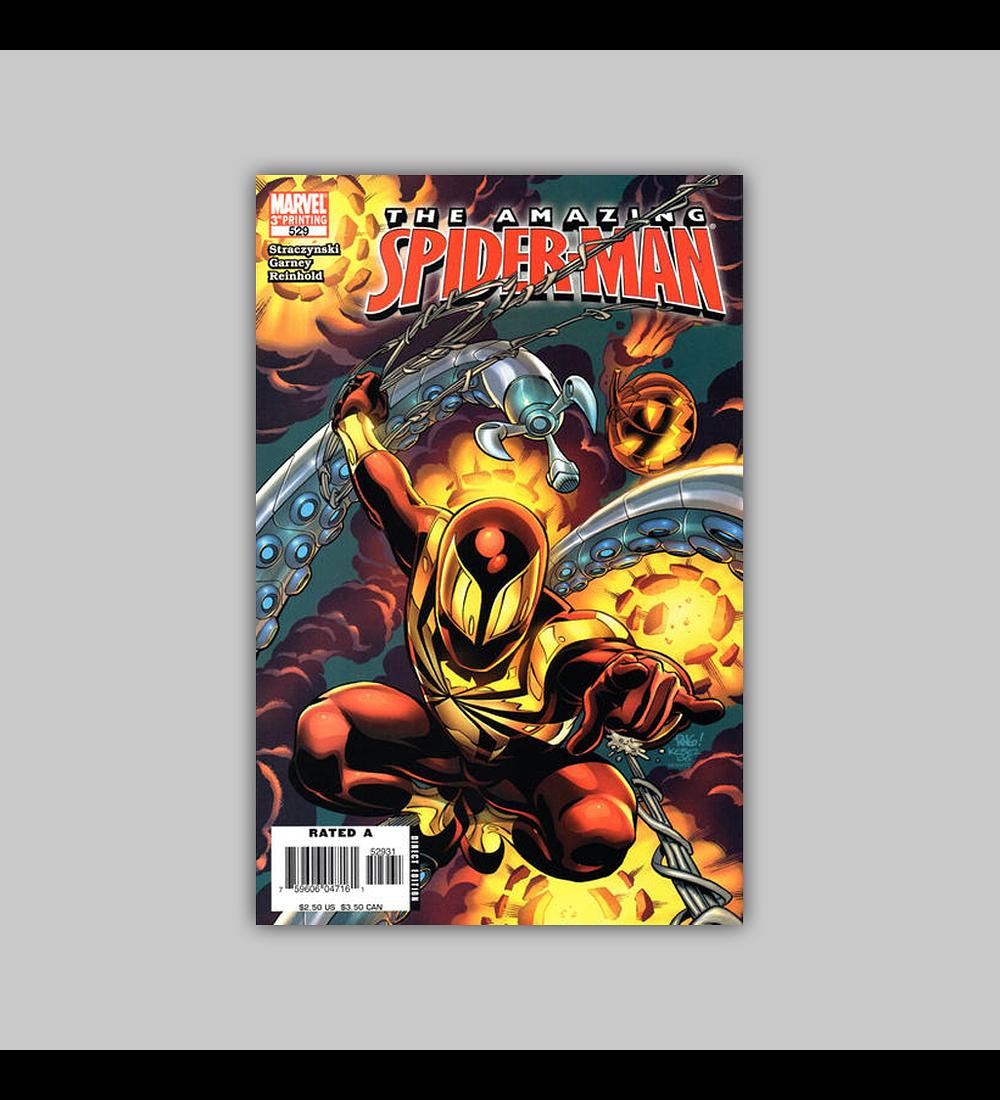 Amazing Spider-Man 529 3rd. printing 2006