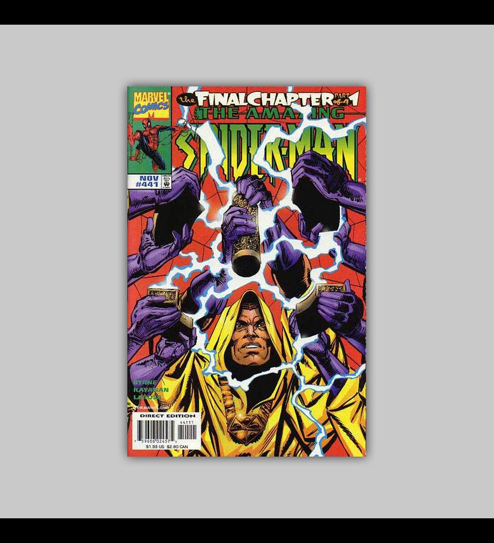 Amazing Spider-Man 441 1998