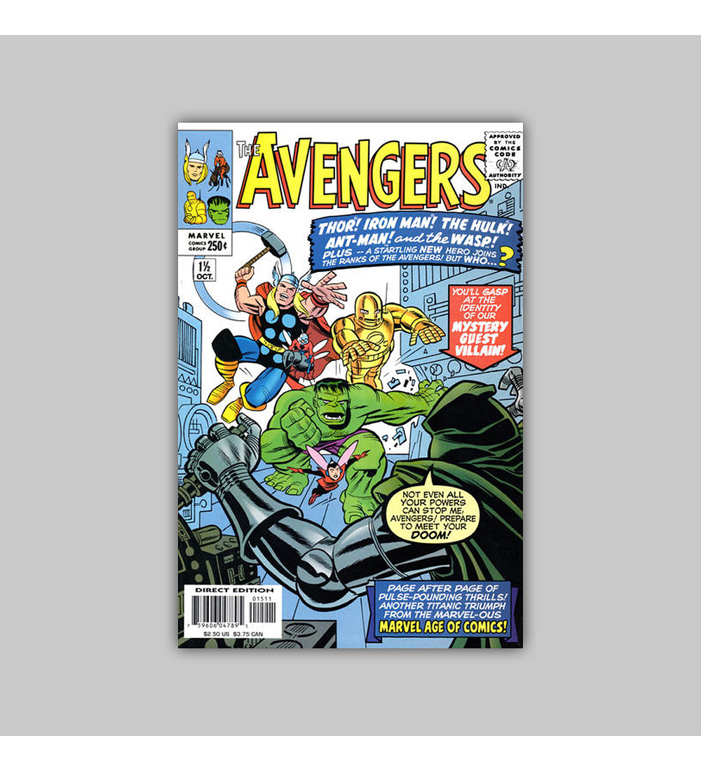 Avengers 112 1999