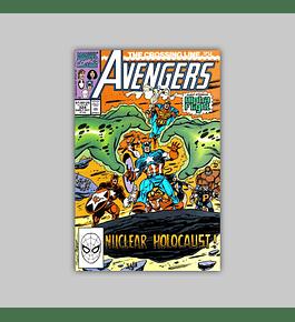 Avengers 324 1990