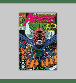 Avengers 339 1991