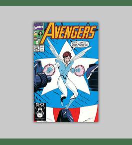 Avengers 340 1991