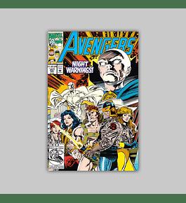 Avengers 357 1992