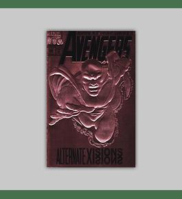 Avengers 360 Foil 1993
