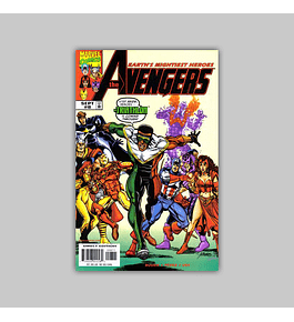 Avengers (Vol. 3) 8 1998