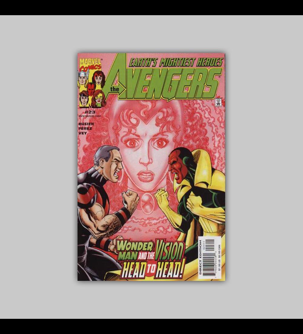 Avengers (Vol. 3) 23 1999