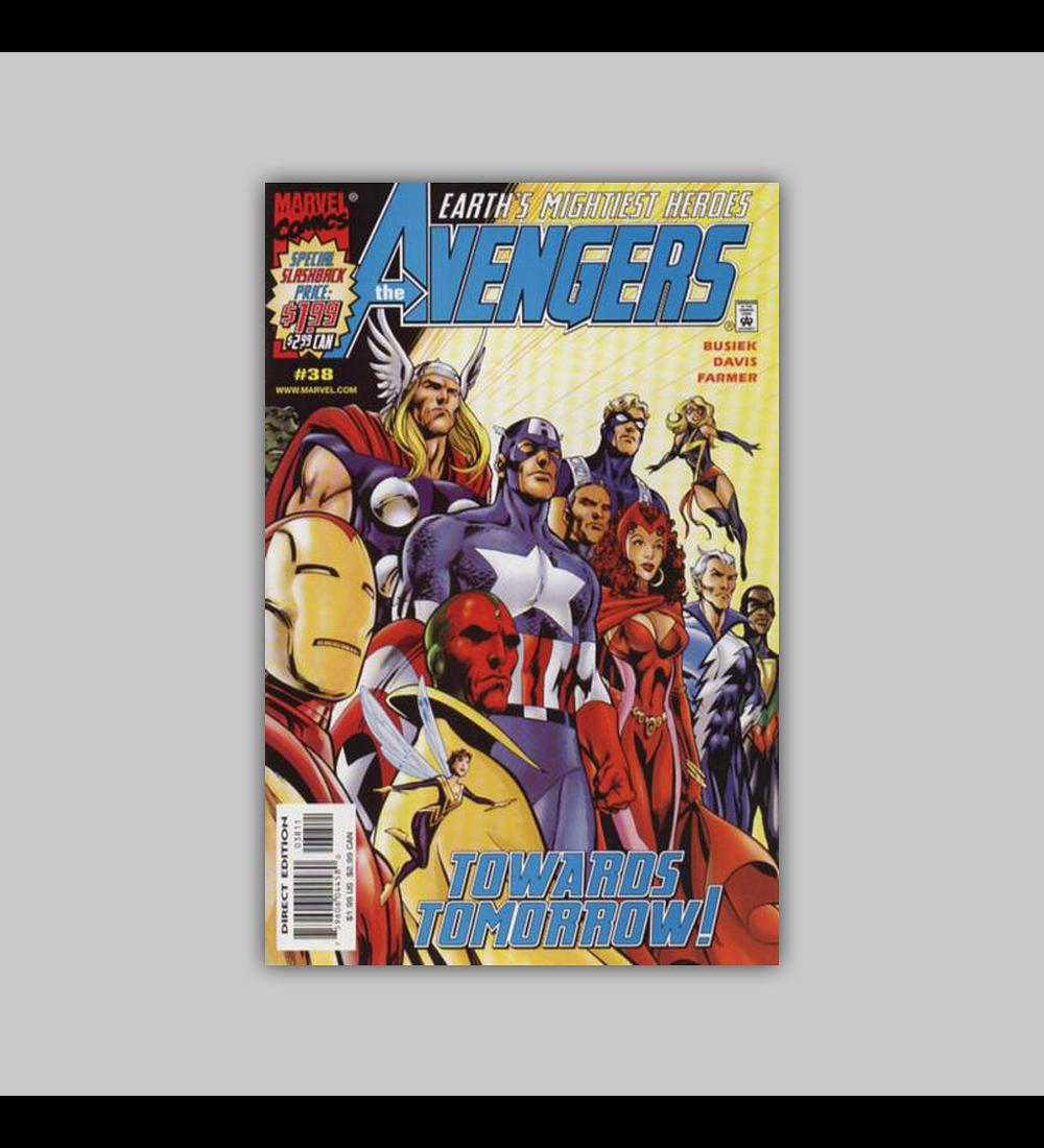 Avengers (Vol. 3) 38 2001