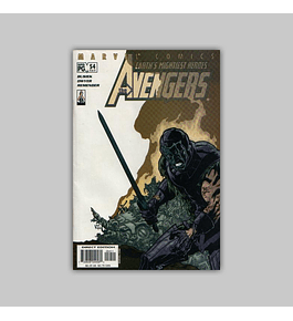 Avengers (Vol. 3) 54 2002