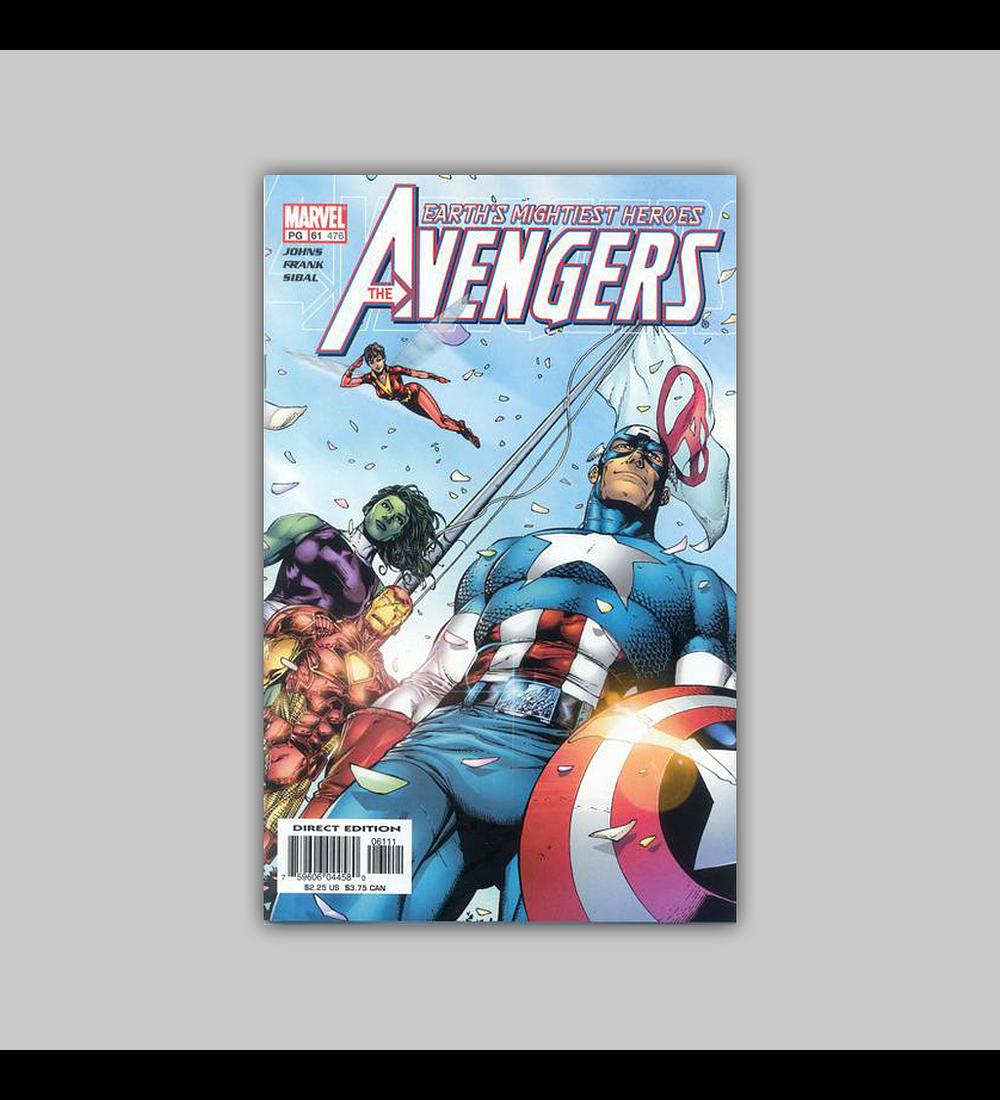 Avengers (Vol. 3) 61 2003
