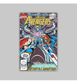 Avengers Annual 19 1990