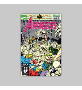 Avengers Annual 20 1991
