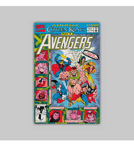 Avengers Annual 21 1992