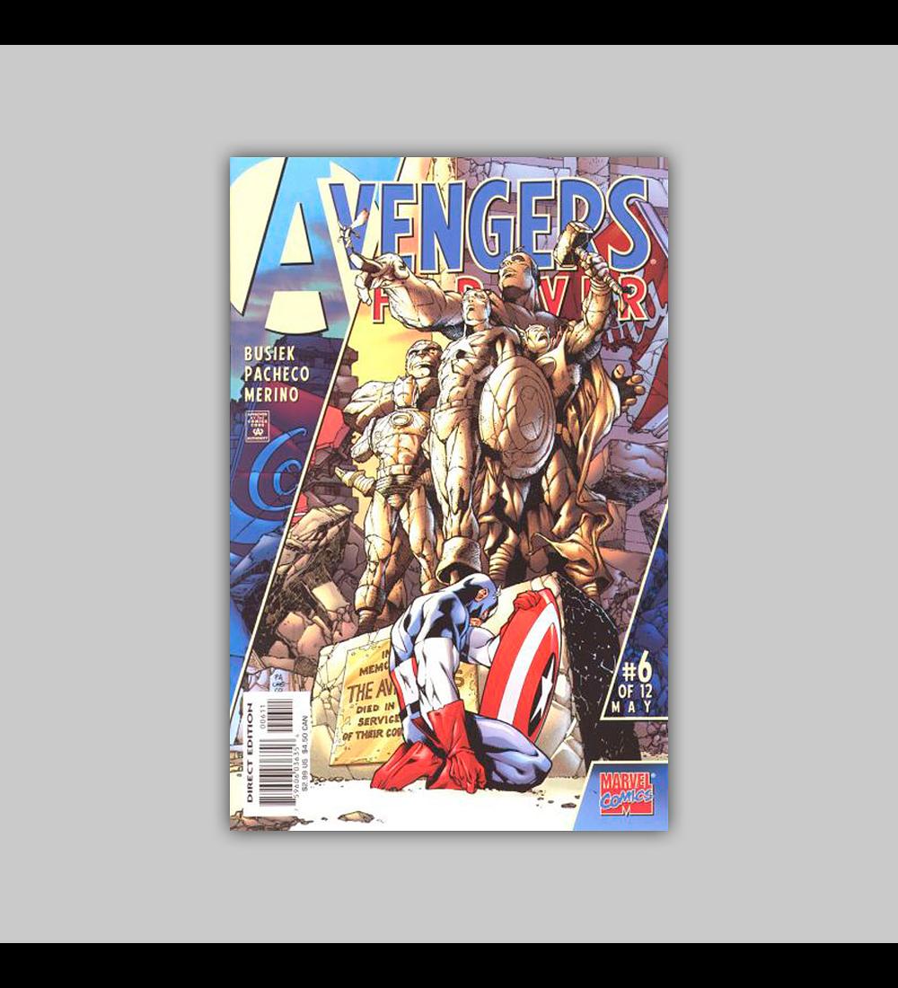 Avengers Forever 6 1999