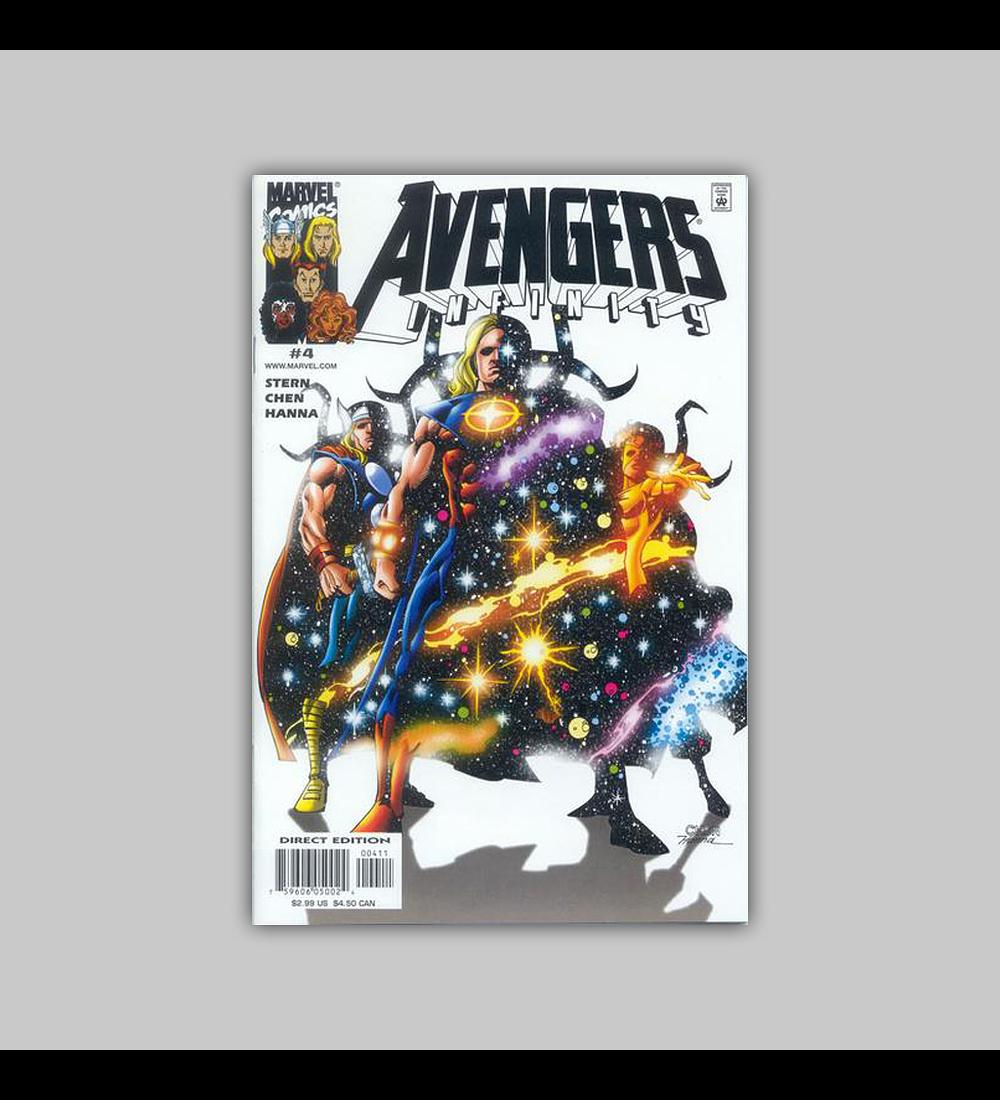 Avengers: Infinity 4 2000