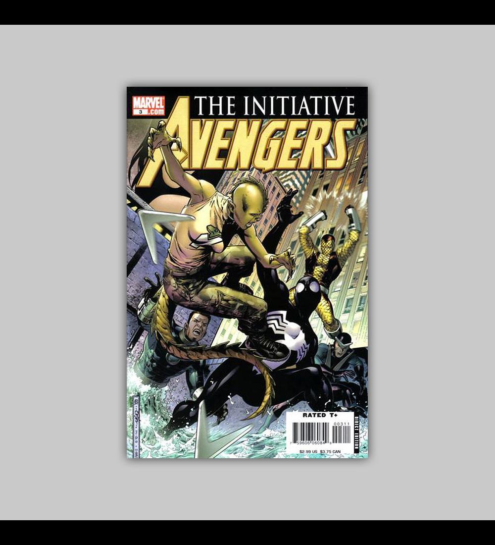 Avengers: The Initiative 3 2007