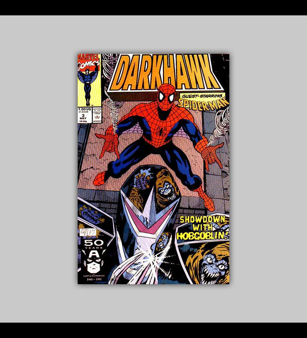 Darkhawk 3 FN (6.0) 1992