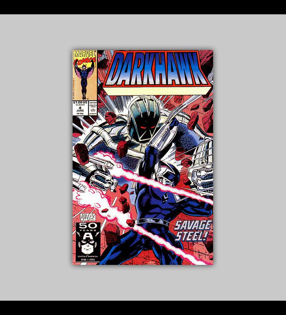 Darkhawk 4 1991