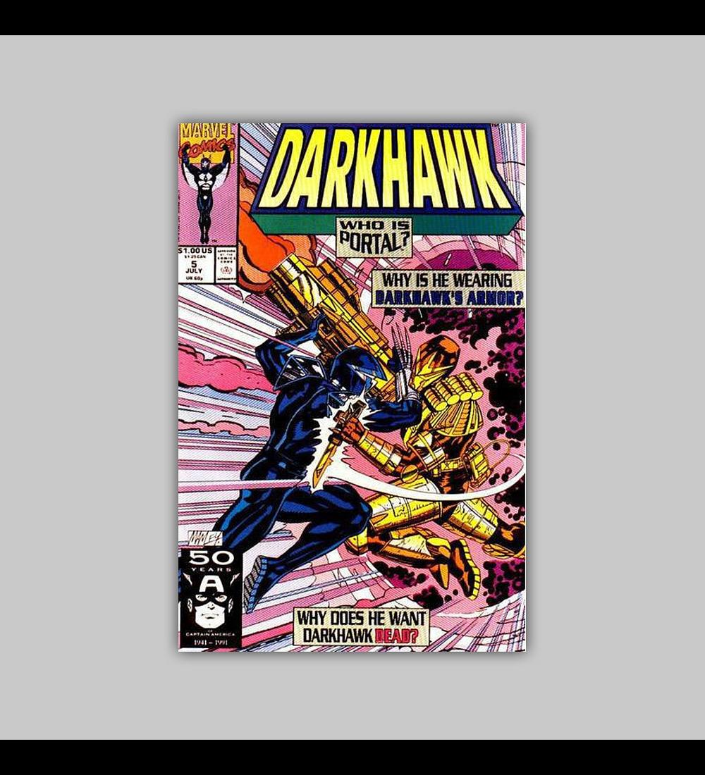 Darkhawk 5 1992