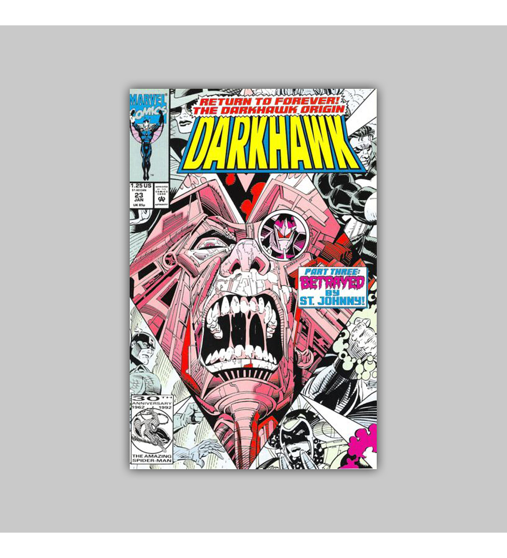 Darkhawk 23 1993