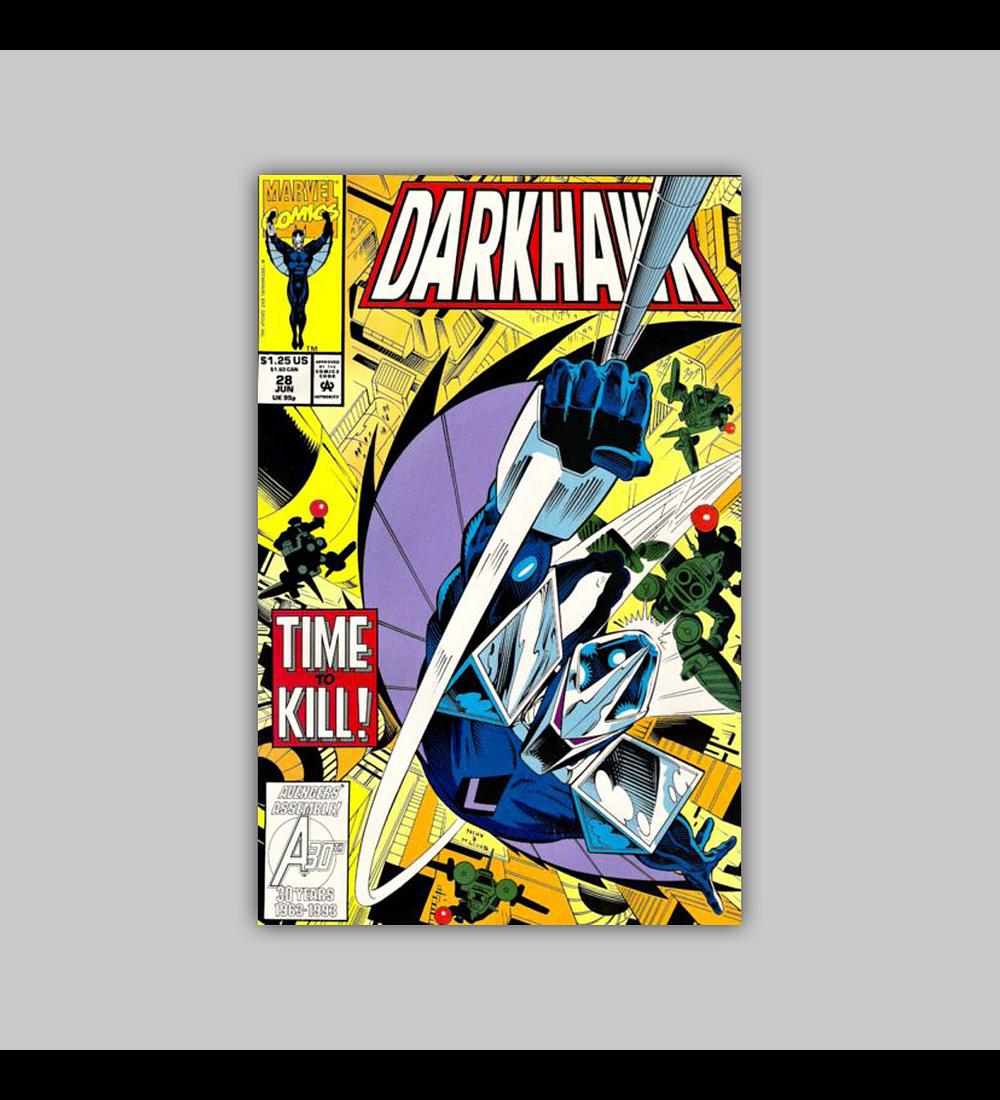 Darkhawk 28 1993