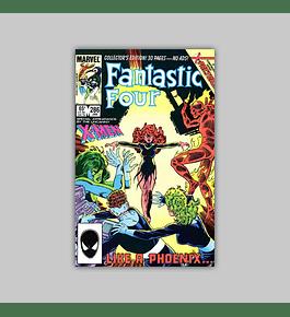 Fantastic Four 286 1986