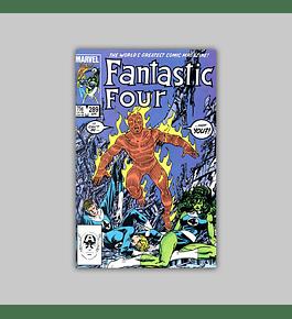 Fantastic Four 289 1986