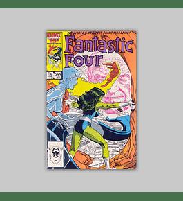 Fantastic Four 295 1986