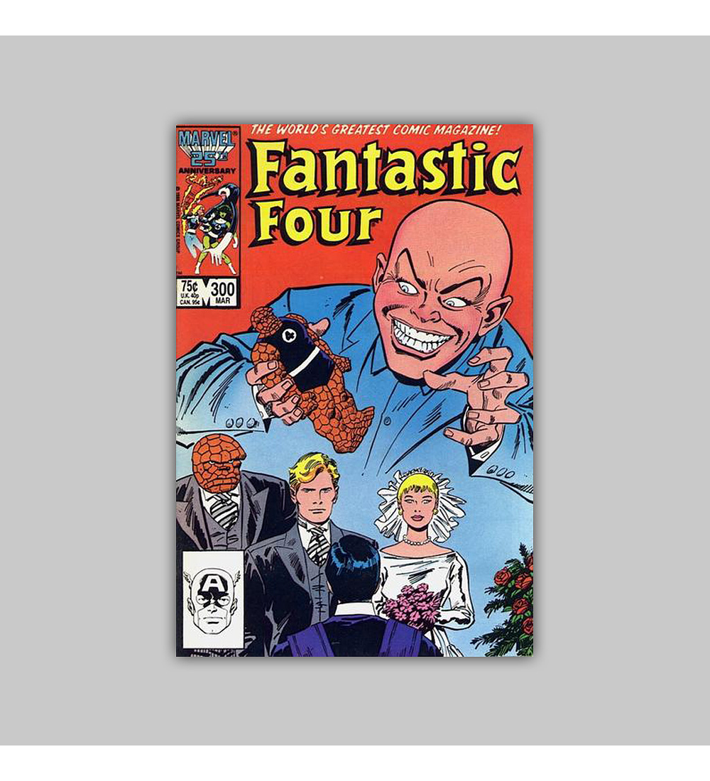 Fantastic Four 300 1987