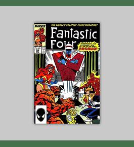Fantastic Four 308 1987