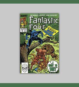 Fantastic Four 311 1988
